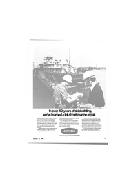 Maritime Reporter Magazine, page 21,  Jan 15, 1980 metal structural repairs