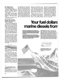 Maritime Reporter Magazine, page 14,  Feb 1980 Pennsylvania