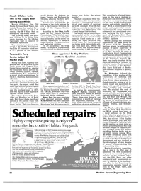 Maritime Reporter Magazine, page 20,  Feb 1980