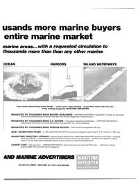 Maritime Reporter Magazine, page 27,  Feb 1980