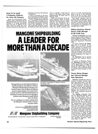 Maritime Reporter Magazine, page 30,  Feb 1980 Gulf of Mexico