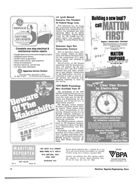 Maritime Reporter Magazine, page 2,  Feb 1980 Texas