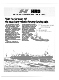 Maritime Reporter Magazine, page 4th Cover,  Feb 1980