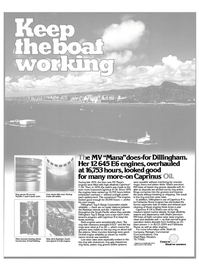 Maritime Reporter Magazine, page 5,  Feb 1980 base oil keeps ring groove