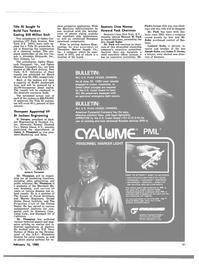 Maritime Reporter Magazine, page 15,  Feb 15, 1980