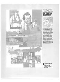 Maritime Reporter Magazine, page 26,  Feb 15, 1980