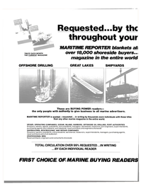 Maritime Reporter Magazine, page 42,  Feb 15, 1980 PORT AUTHORITIES Directors