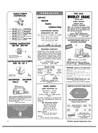 Maritime Reporter Magazine, page 58,  Feb 15, 1980