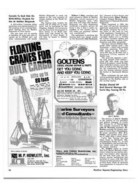 Maritime Reporter Magazine, page 8,  Mar 1980 Florida