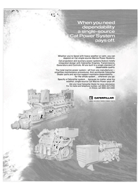 Maritime Reporter Magazine, page 16,  Mar 1980 Marine Power Systems