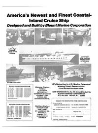 Maritime Reporter Magazine, page 27,  Mar 1980 Saguenay River+ Saguenay River* Saguenay River