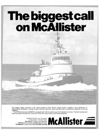 Maritime Reporter Magazine, page 1,  Mar 1980