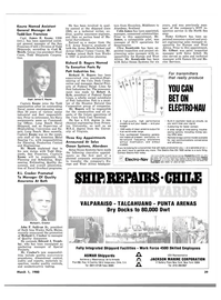 Maritime Reporter Magazine, page 31,  Mar 1980 Maine