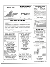 Maritime Reporter Magazine, page 42,  Mar 1980 Florida