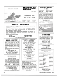Maritime Reporter Magazine, page 44,  Mar 1980 Florida