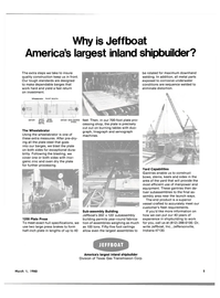 Maritime Reporter Magazine, page 3,  Mar 1980 plate steel