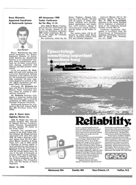 Maritime Reporter Magazine, page 11,  Mar 15, 1980 New York