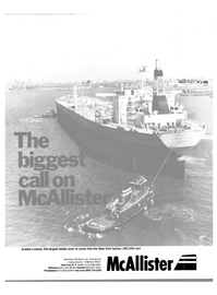 Maritime Reporter Magazine, page 1,  Mar 15, 1980 New York