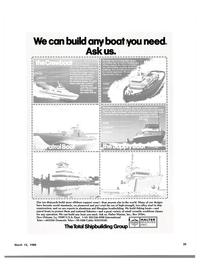 Maritime Reporter Magazine, page 33,  Mar 15, 1980 steel