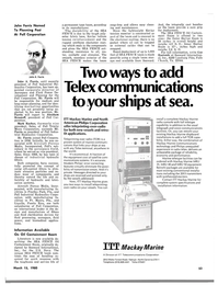 Maritime Reporter Magazine, page 47,  Mar 15, 1980 Virginia
