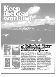 Maritime Reporter Magazine, page 7,  Mar 15, 1980 base oil keeps ring groove