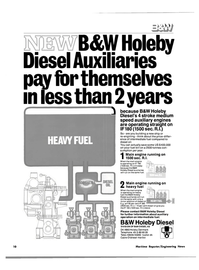 Maritime Reporter Magazine, page 8,  Apr 1980 diesel oil