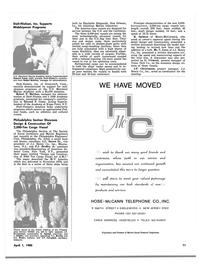 Maritime Reporter Magazine, page 9,  Apr 1980 Pennsylvania