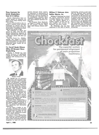 Maritime Reporter Magazine, page 23,  Apr 1980 T.J. Farrell Heads Ottawa office of Newport News Shipbuilding Terence J. Farrell