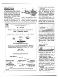 Maritime Reporter Magazine, page 24,  Apr 1980