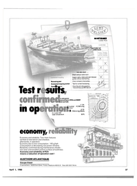 Maritime Reporter Magazine, page 25,  Apr 1980