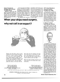 Maritime Reporter Magazine, page 28,  Apr 1980 Connecticut