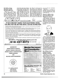 Maritime Reporter Magazine, page 30,  Apr 1980 New York