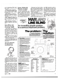 Maritime Reporter Magazine, page 33,  Apr 1980 Mississippi