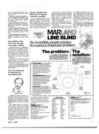 Maritime Reporter Magazine, page 33,  Apr 1980