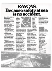 Maritime Reporter Magazine, page 37,  Apr 1980 radar systems