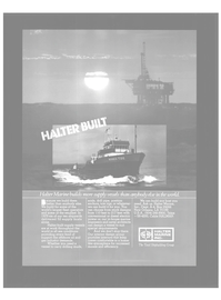 Maritime Reporter Magazine, page 38,  Apr 1980 United States