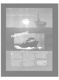 Maritime Reporter Magazine, page 38,  Apr 1980
