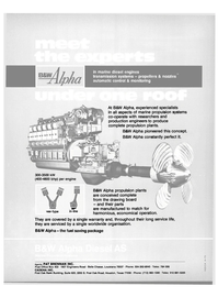 Maritime Reporter Magazine, page 41,  Apr 1980 marine propulsion systems