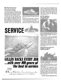 Maritime Reporter Magazine, page 4,  Apr 1980 Michael D. Comens