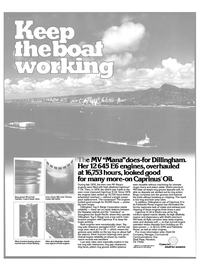 Maritime Reporter Magazine, page 6,  Apr 1980 base oil keeps ring groove