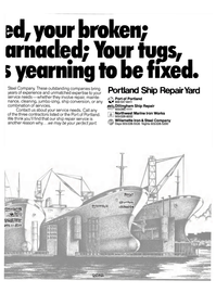 Maritime Reporter Magazine, page 11,  May 1980 Willamette Iron & Steel Company
