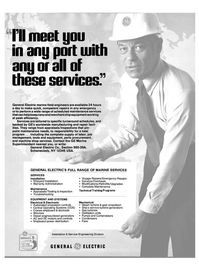 Maritime Reporter Magazine, page 14,  May 1980 Warranty Administration