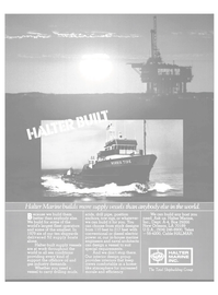 Maritime Reporter Magazine, page 23,  May 1980 United States