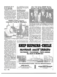Maritime Reporter Magazine, page 25,  May 1980 New York