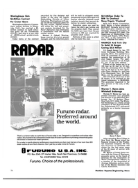 Maritime Reporter Magazine, page 34,  May 1980 Tennessee