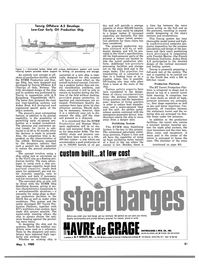Maritime Reporter Magazine, page 39,  May 1980 French Petroleum Institute