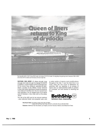 Maritime Reporter Magazine, page 3,  May 1980