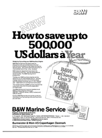 Maritime Reporter Magazine, page 2nd Cover,  May 15, 1980
