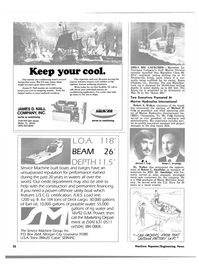 Maritime Reporter Magazine, page 32,  May 15, 1980
