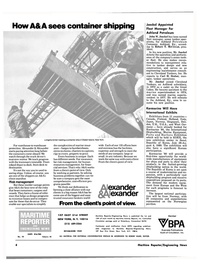 Maritime Reporter Magazine, page 2,  May 15, 1980